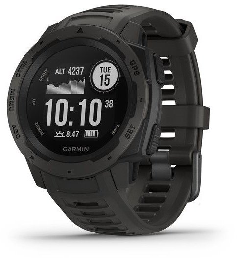 Reloj Garmin Garmin Instinct Black Optic