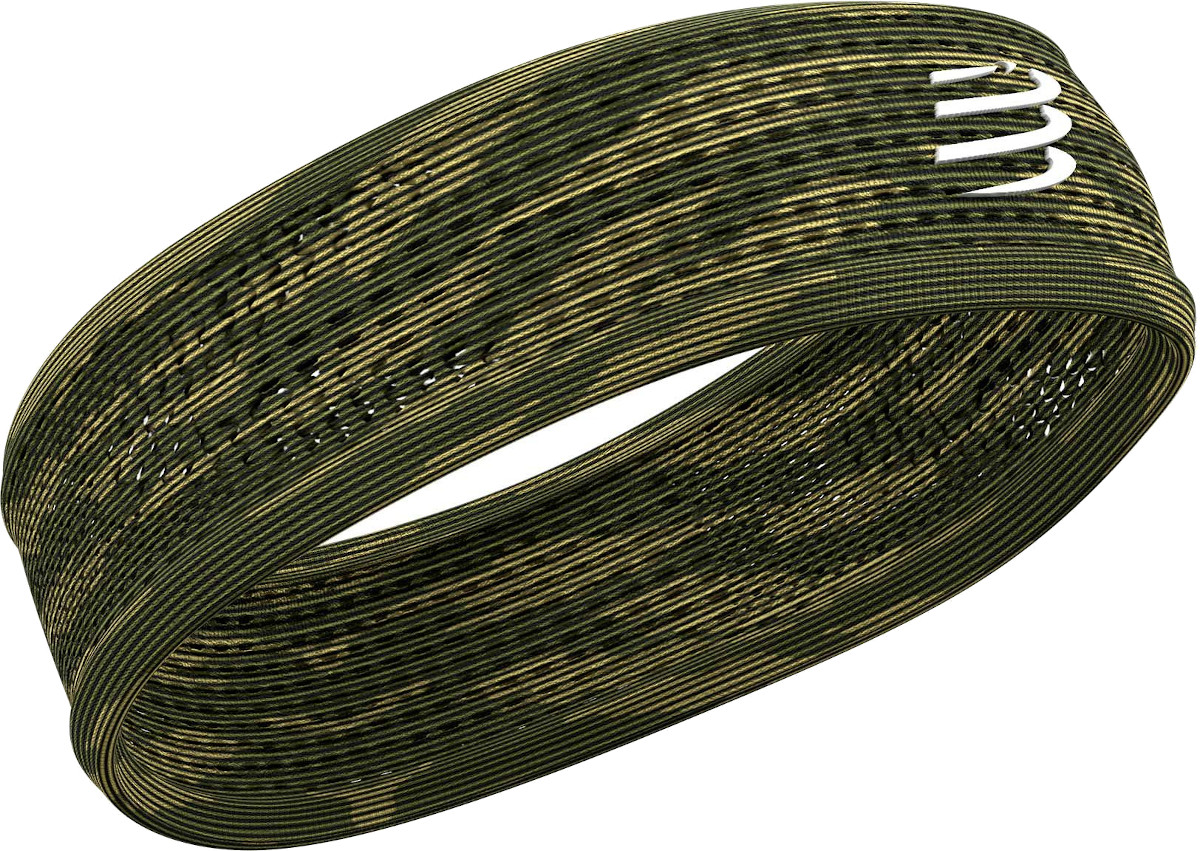 Cinta para la cabeza Compressport Thin Headband On/Off