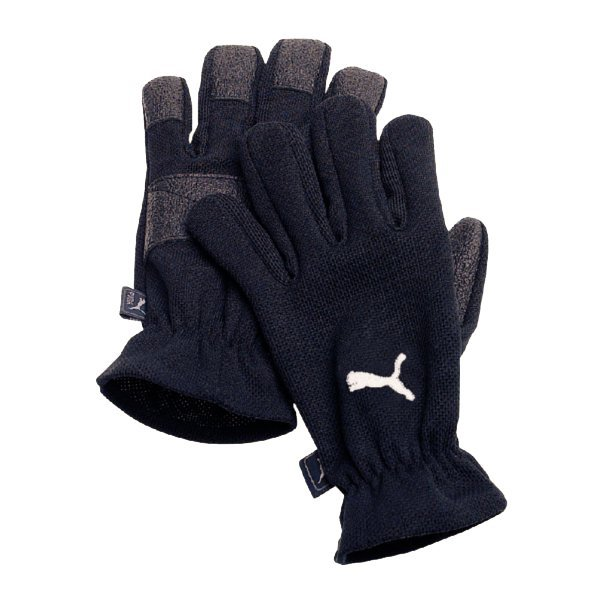 Guantes Puma Winter Players black-white