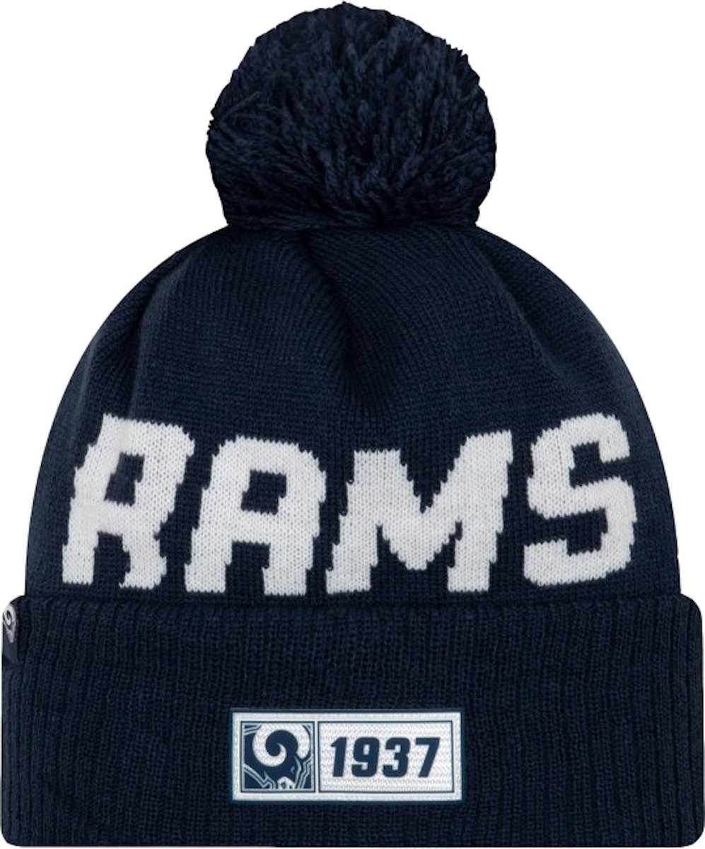 Gorro New Era LA Rams RD Knitted Cap