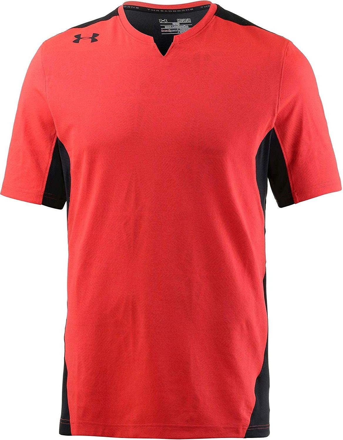 Camiseta Under Armour UA Pitch II Threadborne SS