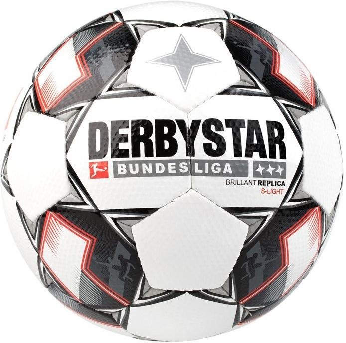 Balón Derbystar bystar bunliga brillant s-light 290g