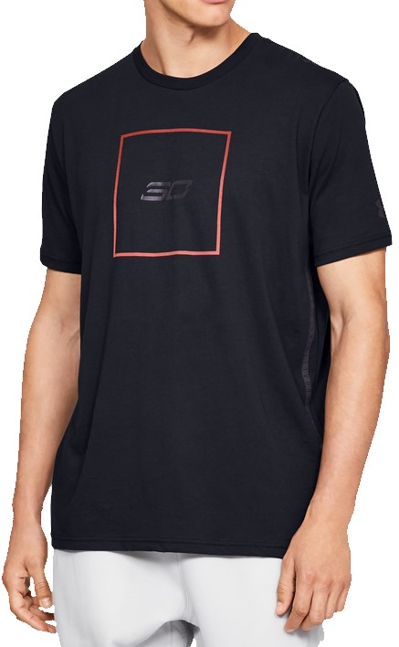Camiseta Under Armour SC30 BOX LOGO TEE