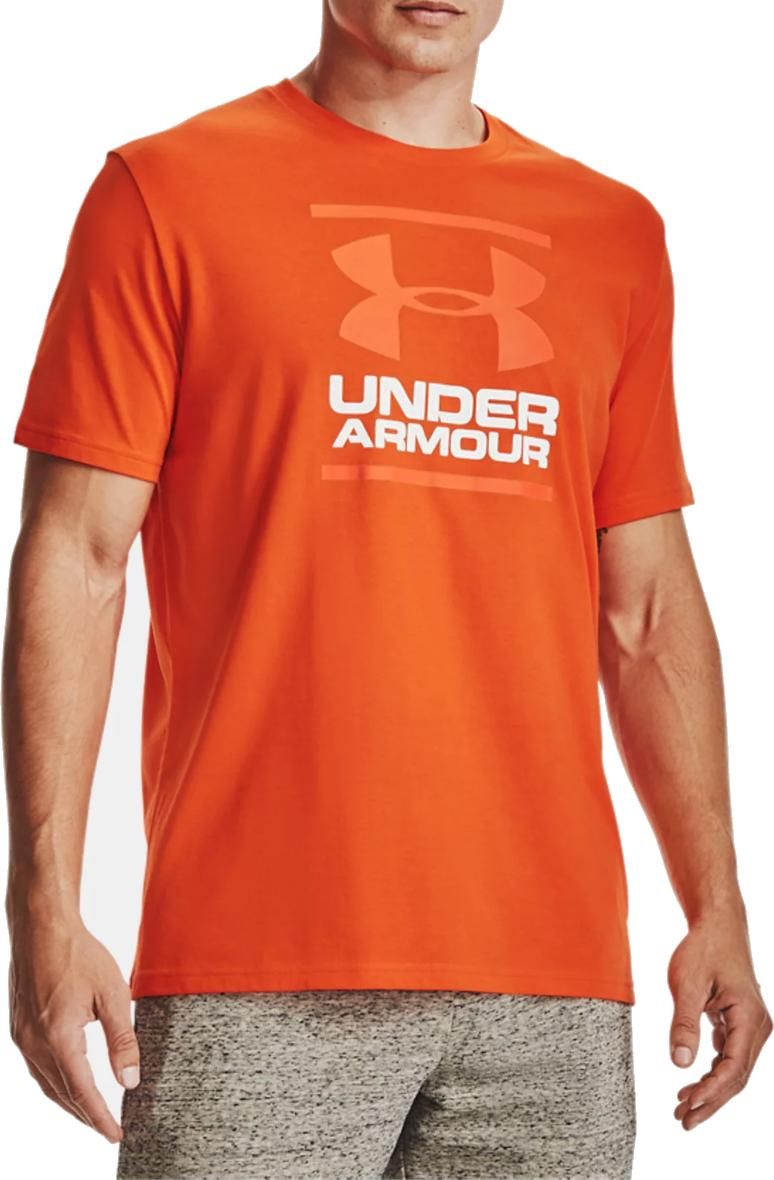 Camiseta Under Armour UA GL Foundation SS T-RED