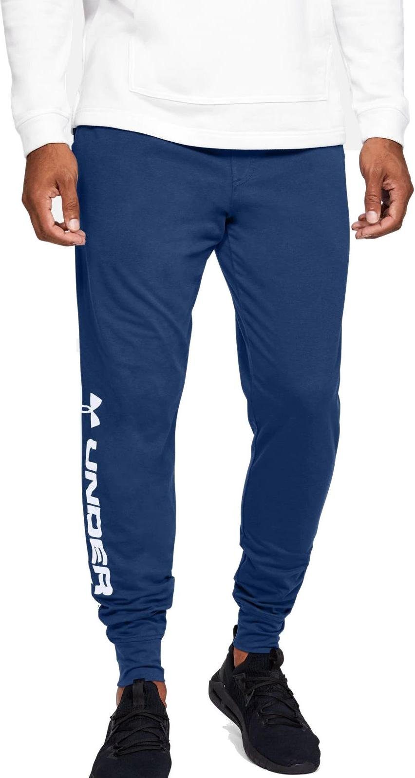 Pantalón Under Armour SPORTSTYLE COTTON GRAPHIC JOGGER