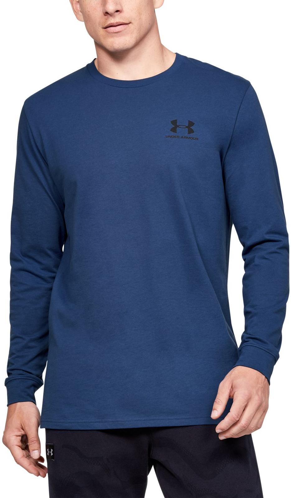 Camiseta Under Armour UA SPORTSTYLE LEFT CHEST LS